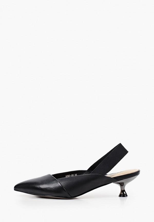 женские туфли just couture, черные