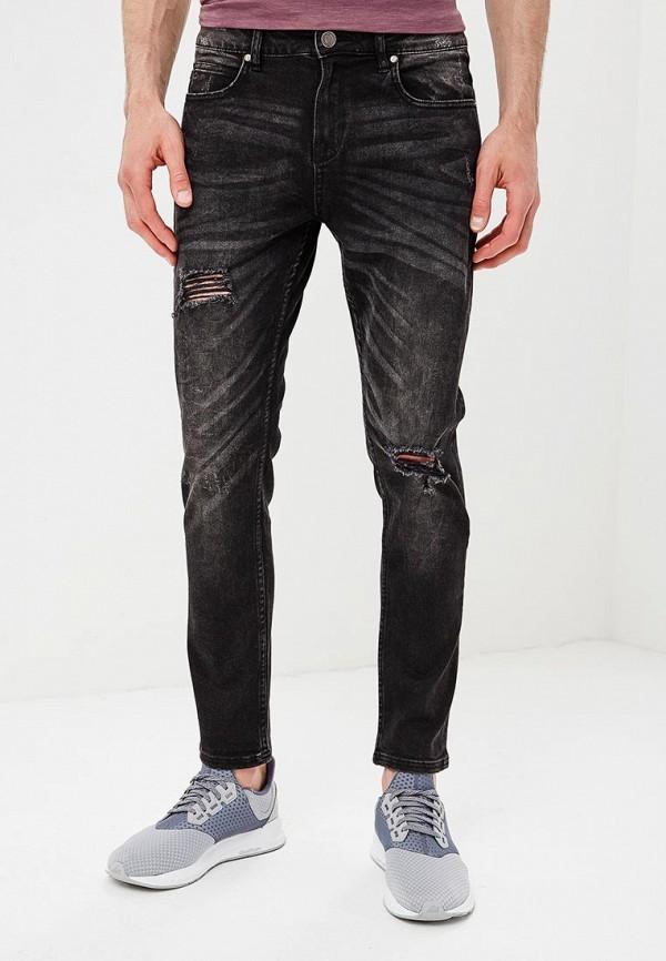 Фото - Мужские джинсы Jvz серого цвета