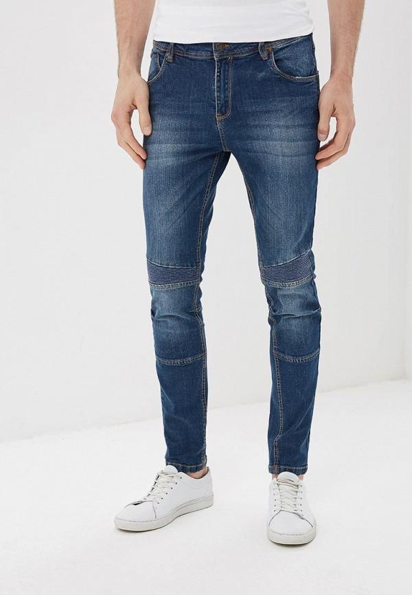 Фото - Мужские джинсы Jvz синего цвета