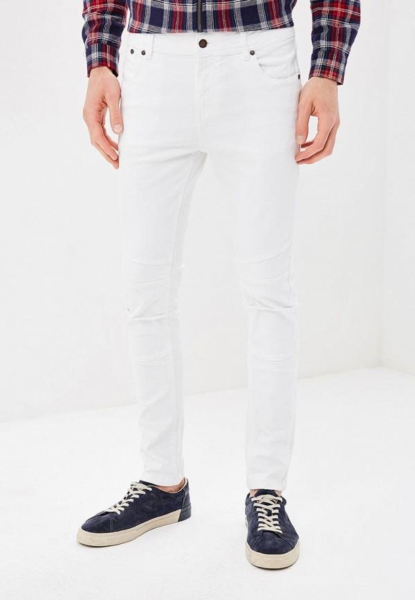 Фото - Мужские джинсы Jvz белого цвета