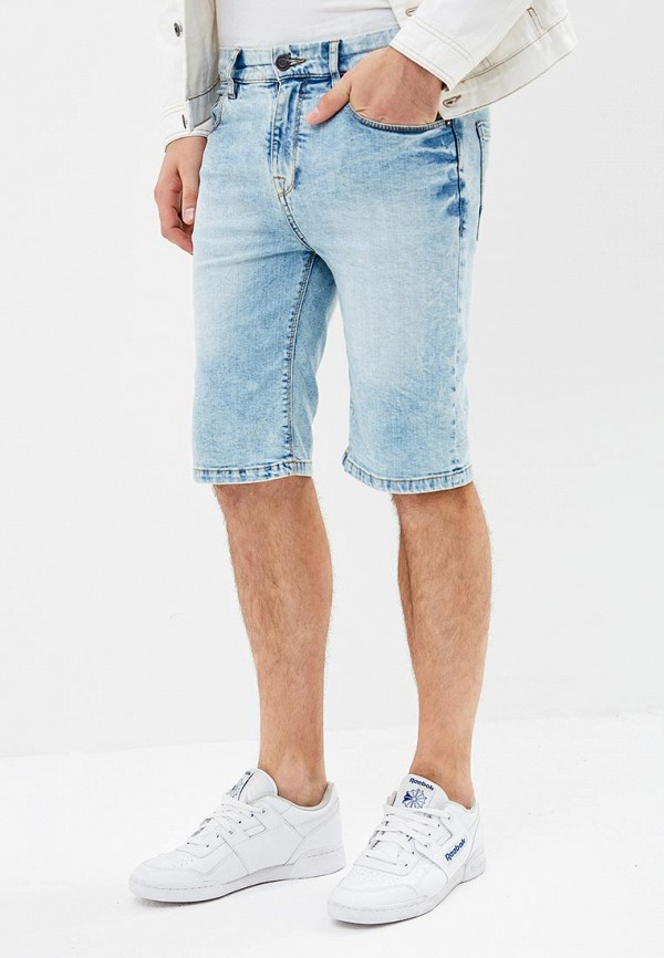 Шорты джинсовые Jvz Jvz JV001EMBZWM3 шорты jvz jvz jv001embzwn7