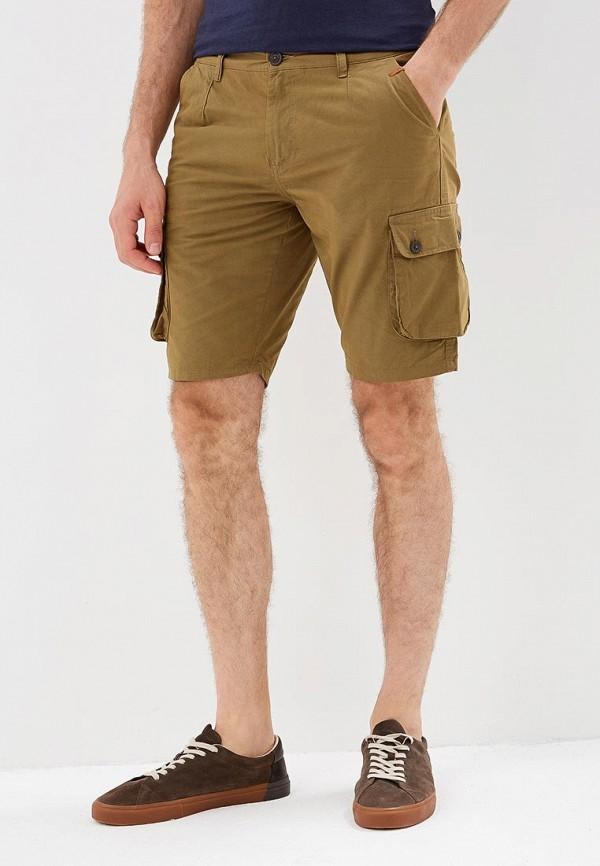 Фото - Мужские шорты Jvz цвета хаки