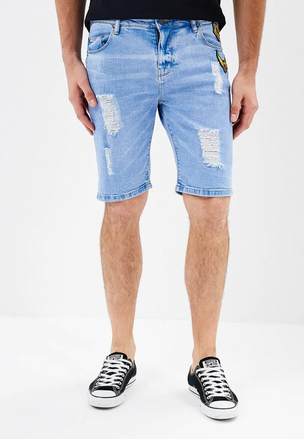 Шорты джинсовые Jvz Jvz JV001EMBZWO2 шорты jvz jvz jv001embzwn7