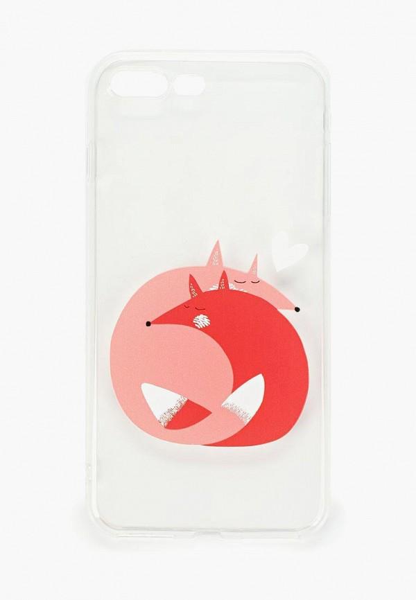 Чехол для iPhone Kawaii Factory Kawaii Factory KA005BWAWAA0 чехол для iphone kawaii factory kawaii factory ka005bwzvq50