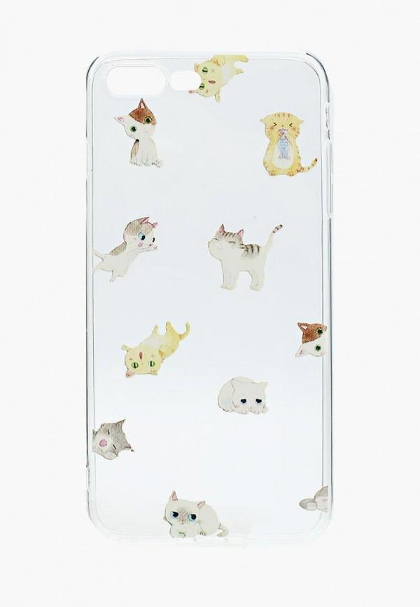 Чехол для iPhone Kawaii Factory Kawaii Factory KA005BWZVQ27 чехол для iphone kawaii factory kawaii factory ka005bwavzy6