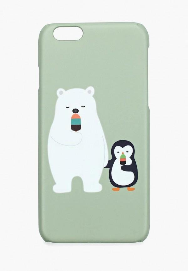 Чехол для iPhone Kawaii Factory Kawaii Factory KA005BWZVQ90 чехол для телефона kawaii factory kawaii factory ka005bwawab1