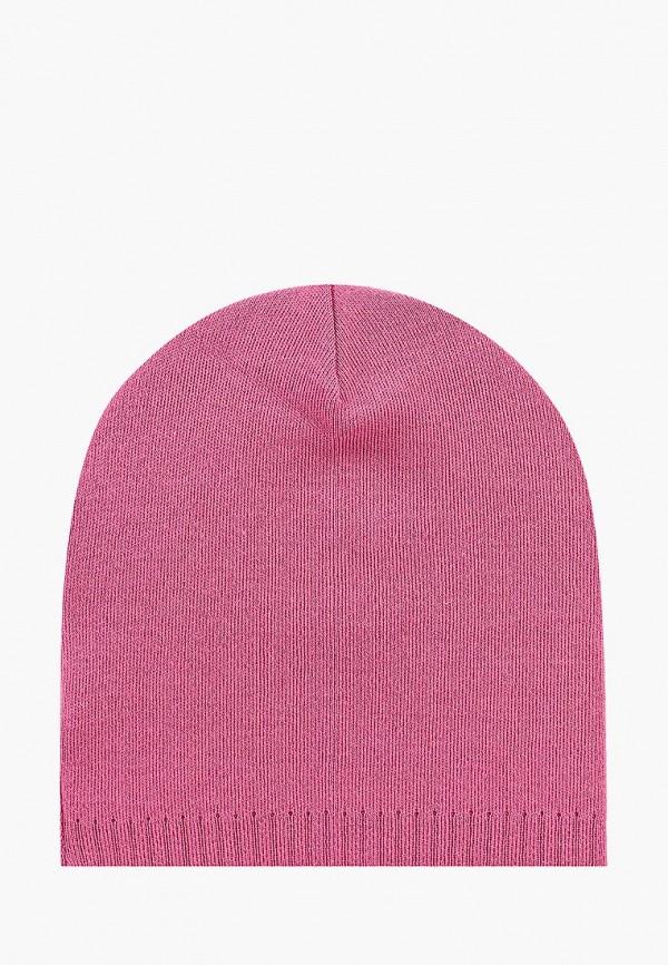 женская шапка kawaii factory, розовая