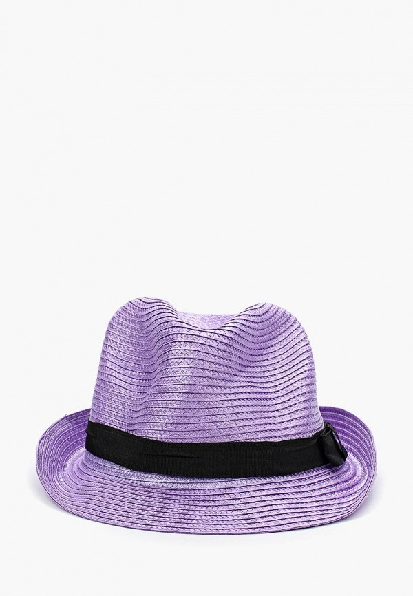 женская шляпа kawaii factory, фиолетовая