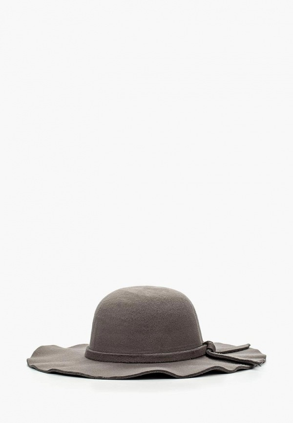 женская шляпа kawaii factory, серая