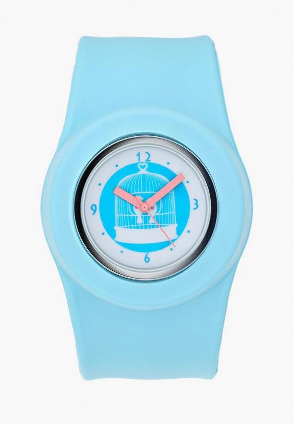Купить Часы Kawaii Factory, KA005DWDFX41, голубой, Весна-лето 2018
