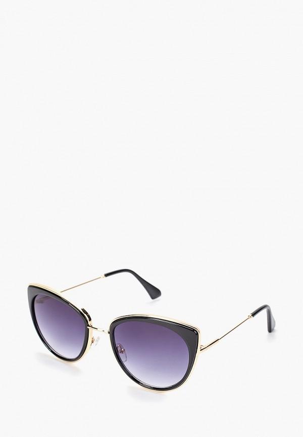 женские солнцезащитные очки kawaii factory, черные