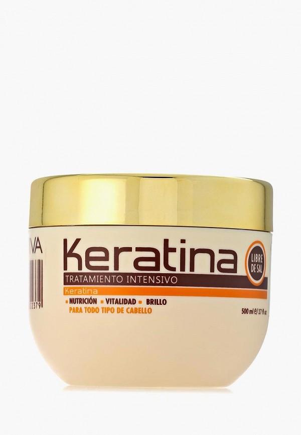 Купить Маска для волос Kativa, Кератиновая интенсивная для поврежденных 500 мл, ka009luasg20, белый, Осень-зима 2018/2019