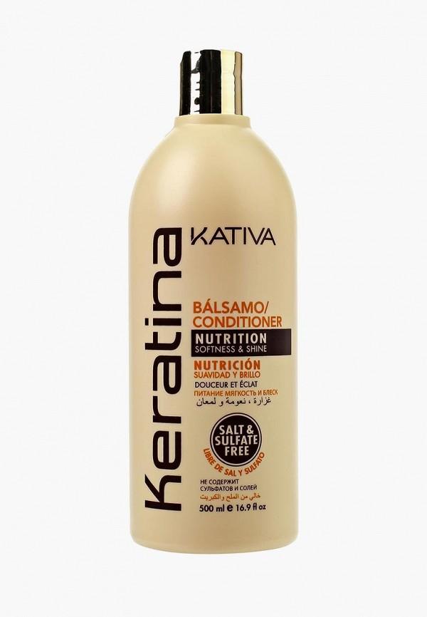 Бальзам для волос Kativa Kativa KA009LUASG22 комплект ковриков в салон автомобиля novline autofamily kia cerato 2009 цвет черный
