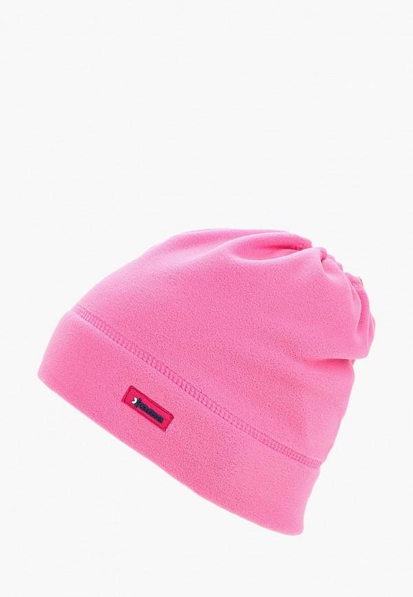 женский снуд kama, розовый