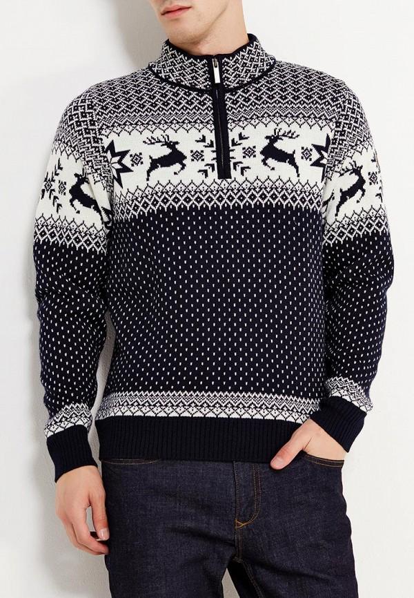 мужской свитер kama, синий