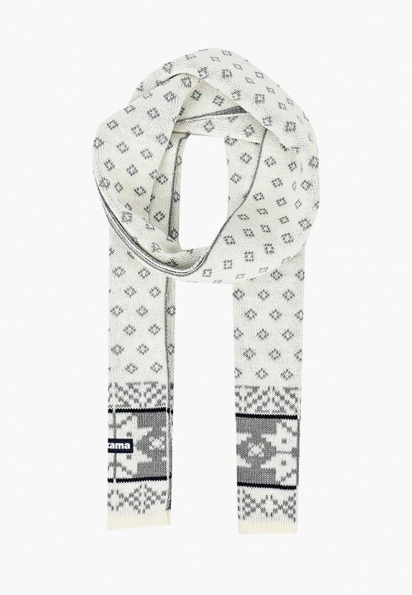 женский шарф kama, серый