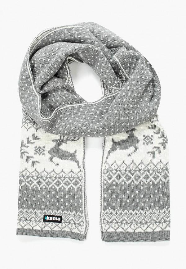Шарф Kama Kama KA022GUWTO40 шарфы kama шарф
