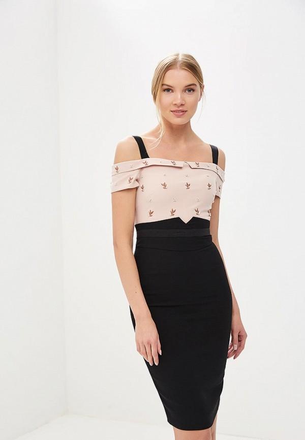 купить Платье Karen Millen Karen Millen KA024EWBLBG1 по цене 16670 рублей