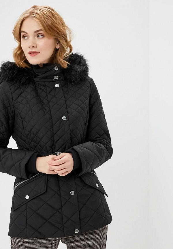 Купить Куртку утепленная Karen Millen черного цвета