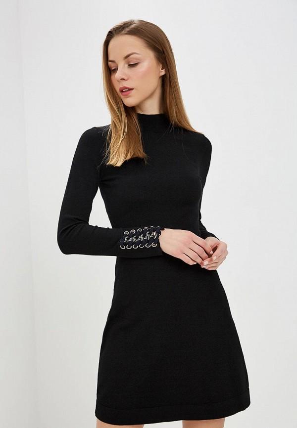 Купить Женское платье Karen Millen черного цвета