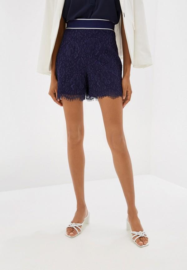 женская юбка karen millen, синяя