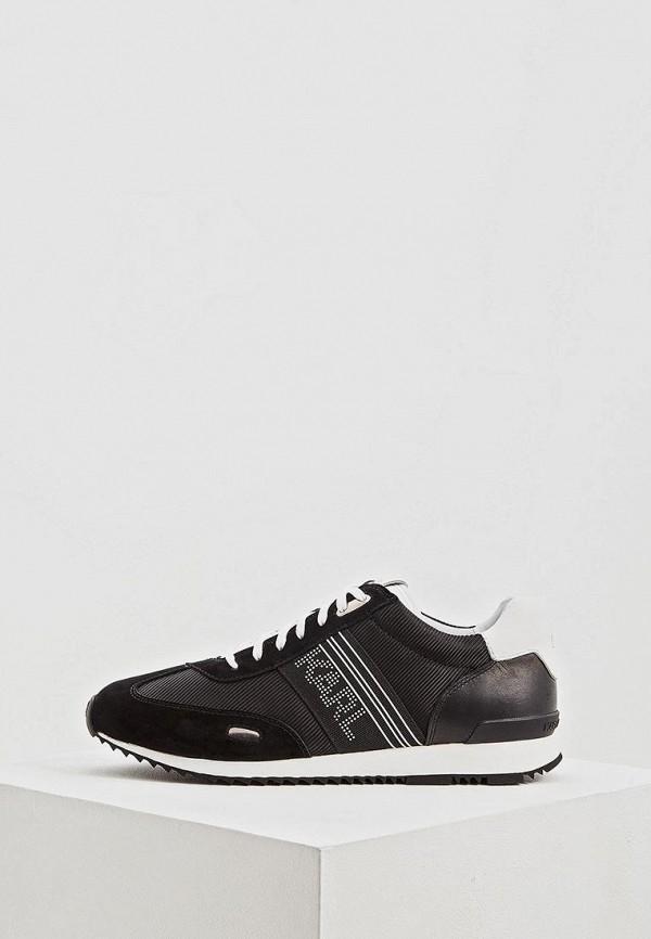 Купить Низкие кроссовки, Кроссовки Karl Lagerfeld, ka025amehvs3, черный, Весна-лето 2019