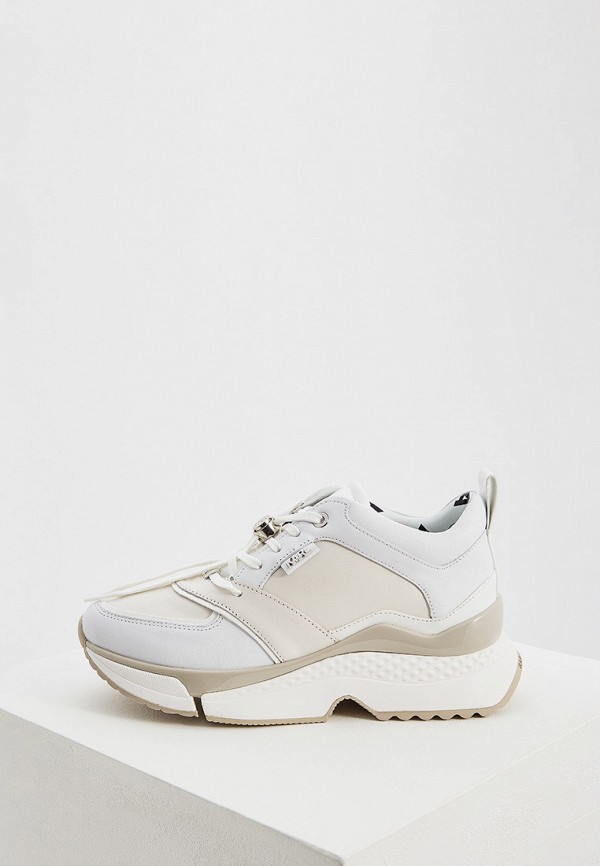 женские кроссовки karl lagerfeld, белые