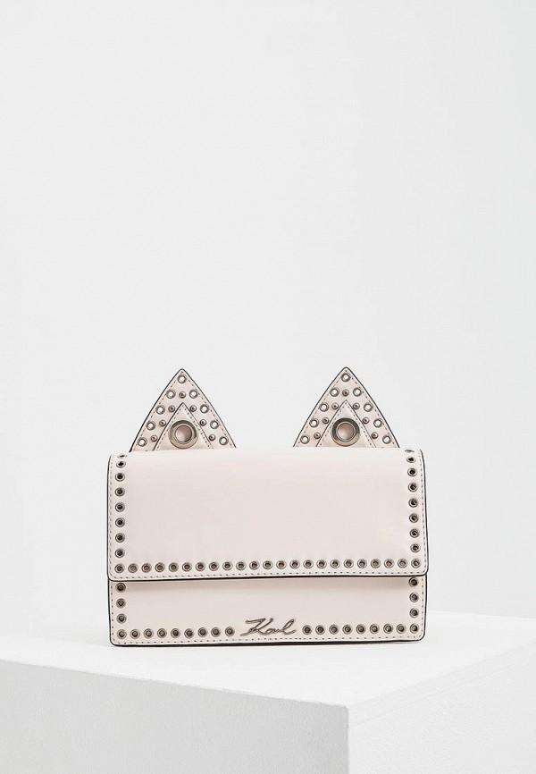 цена на Сумка Karl Lagerfeld Karl Lagerfeld KA025BWAUOS9