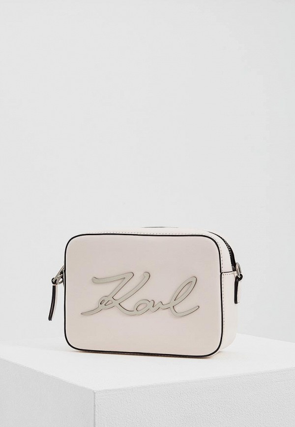 Купить Сумка Karl Lagerfeld, ka025bwauou1, розовый, Весна-лето 2018