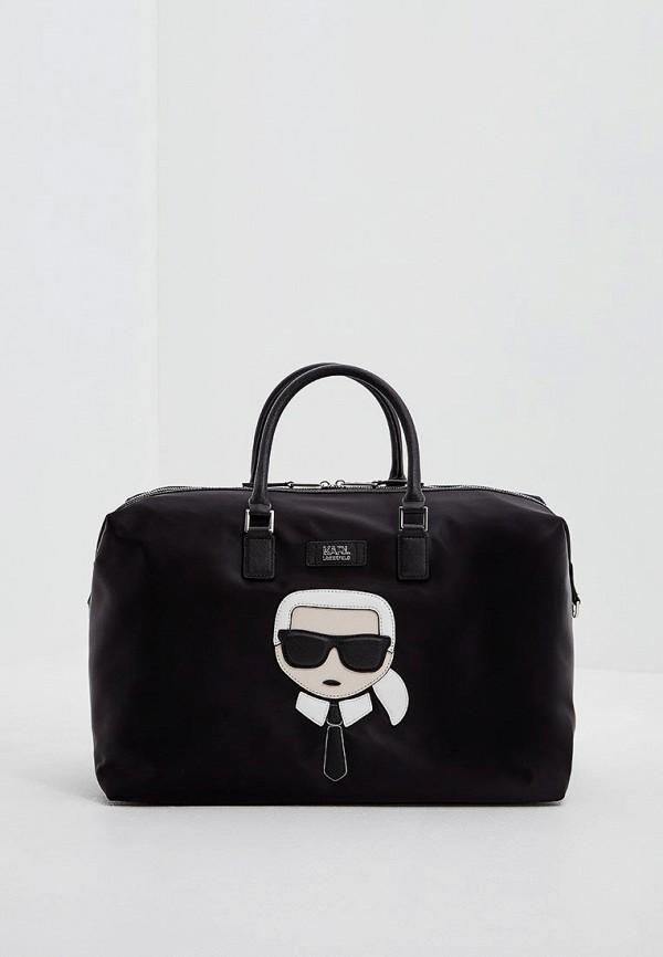 Сумка дорожная Karl Lagerfeld Karl Lagerfeld KA025BWAUOW4