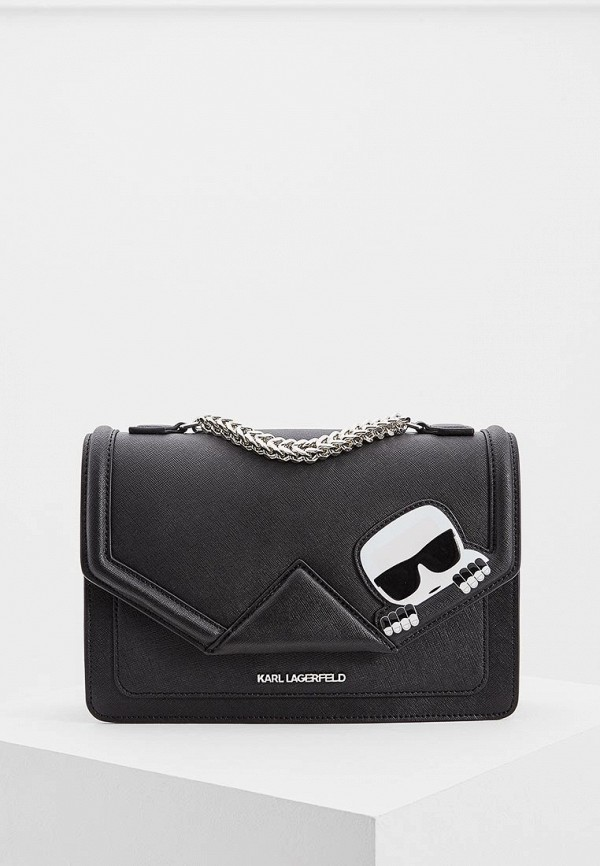 цена Сумка Karl Lagerfeld Karl Lagerfeld KA025BWBRNH6 онлайн в 2017 году
