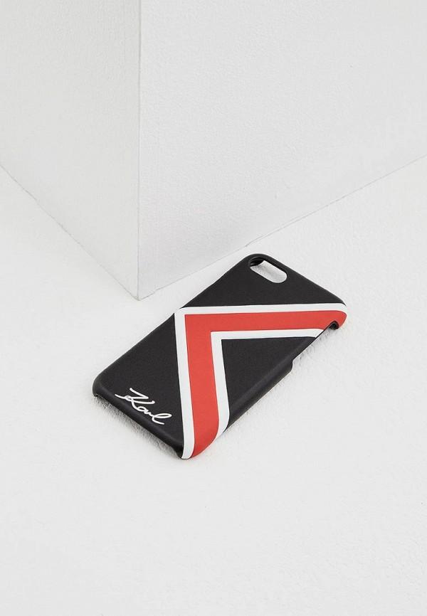 цена на Чехол для iPhone Karl Lagerfeld Karl Lagerfeld KA025BWBRZW1