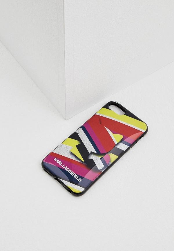 цена на Чехол для iPhone Karl Lagerfeld Karl Lagerfeld KA025BWBRZW2