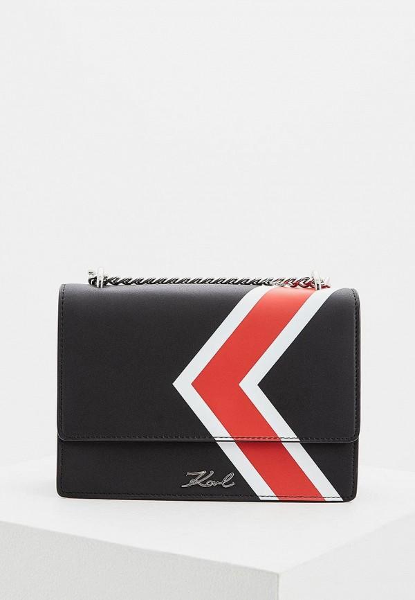 цены на Сумка Karl Lagerfeld Karl Lagerfeld KA025BWBRZW3 в интернет-магазинах