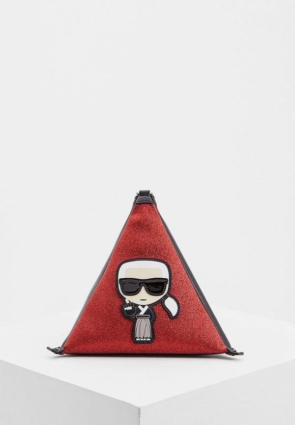 Клатч Karl Lagerfeld Karl Lagerfeld KA025BWDLFR3
