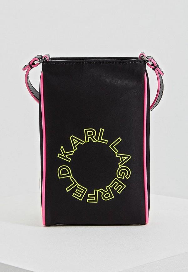 цена Сумка Karl Lagerfeld Karl Lagerfeld KA025BWEGPP0 онлайн в 2017 году