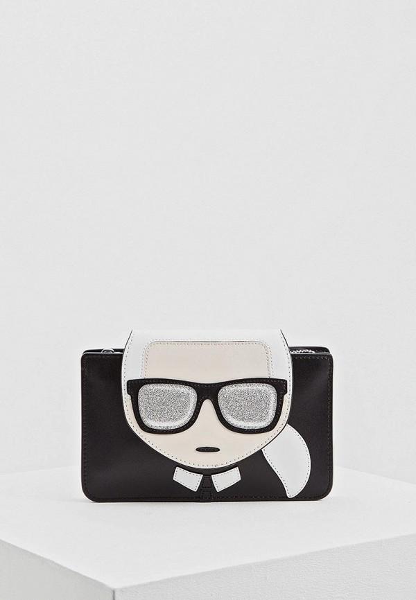 Сумка Karl Lagerfeld Karl Lagerfeld KA025BWEGPP7 цена 2017