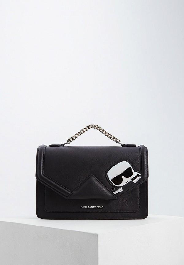 цена Сумка Karl Lagerfeld Karl Lagerfeld KA025BWEUWO2 онлайн в 2017 году