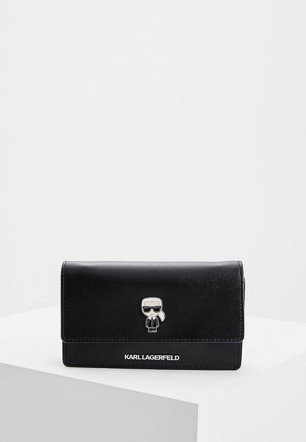 Сумка Karl Lagerfeld Karl Lagerfeld KA025BWFRDF3 все цены