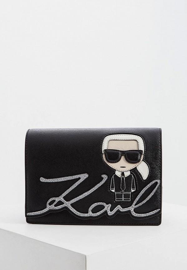 Сумка Karl Lagerfeld Karl Lagerfeld KA025BWFRDF4 все цены