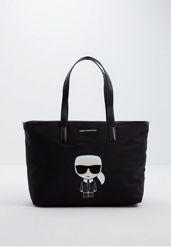 Сумка Karl Lagerfeld Karl Lagerfeld KA025BWFRDF6 все цены