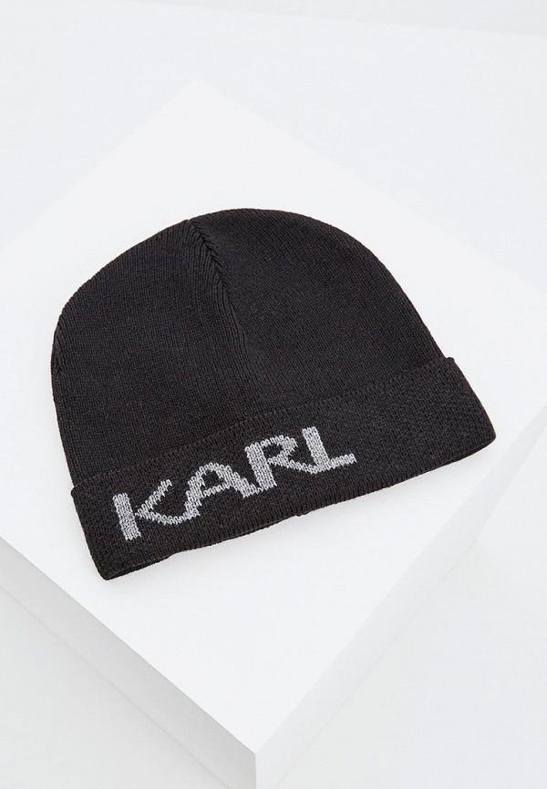 Шапка Karl Lagerfeld Karl Lagerfeld KA025CMCEJZ5 комплект носков 5 пар uomo fiero uomo fiero uo001fmiig30