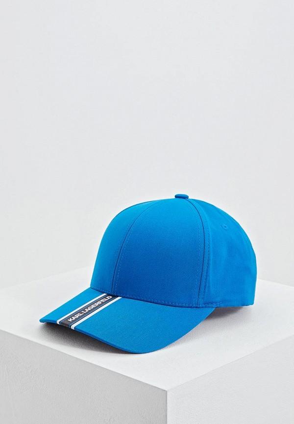 Бейсболка Karl Lagerfeld Karl Lagerfeld KA025CMEHWQ6 цена