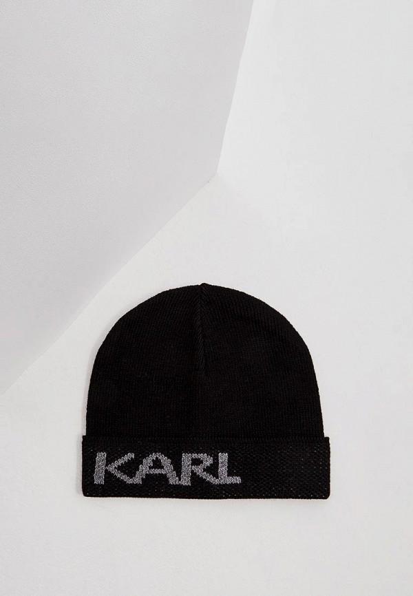 Шапка Karl Lagerfeld Karl Lagerfeld KA025CMFHNK3