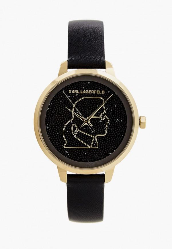 женские часы karl lagerfeld, разноцветные