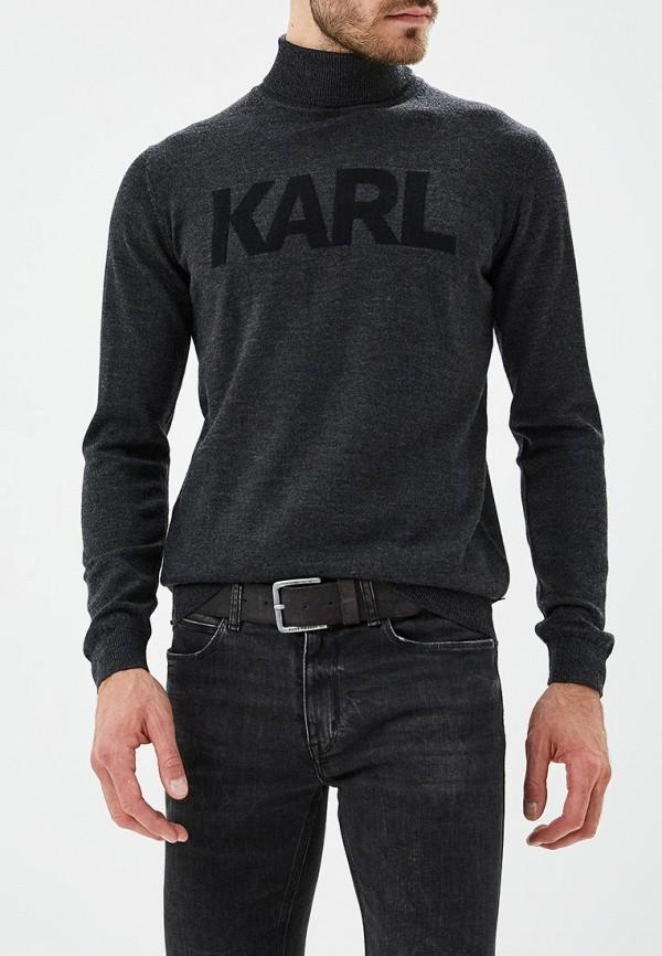 Водолазка Karl Lagerfeld Karl Lagerfeld KA025EMCEKC6 цены онлайн