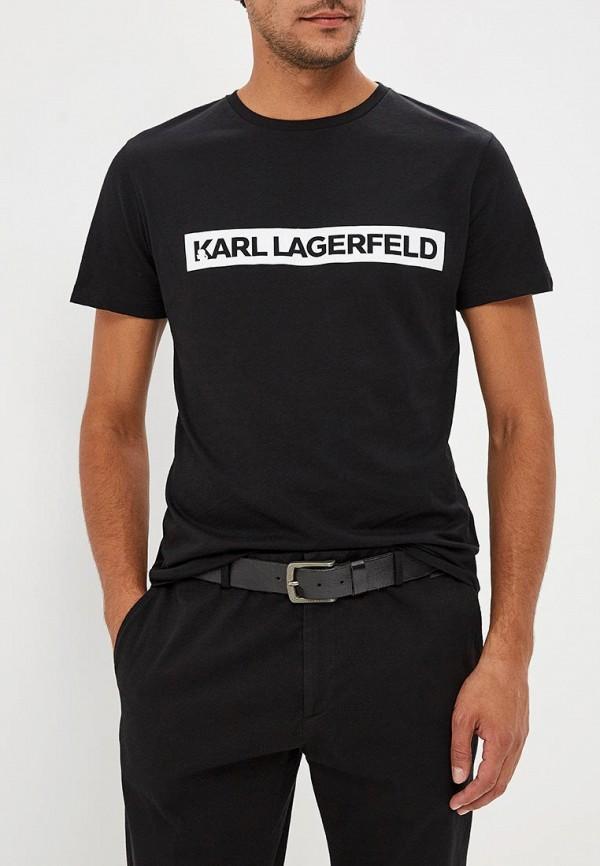 Футболка Karl Lagerfeld Karl Lagerfeld KA025EMCEKD8 футболка karl lagerfeld karl lagerfeld ka025ewbrns7