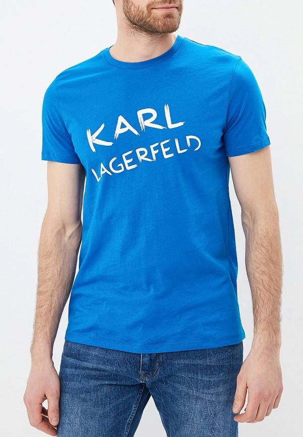 Поло Karl Lagerfeld Karl Lagerfeld KA025EMEHWN7 цена