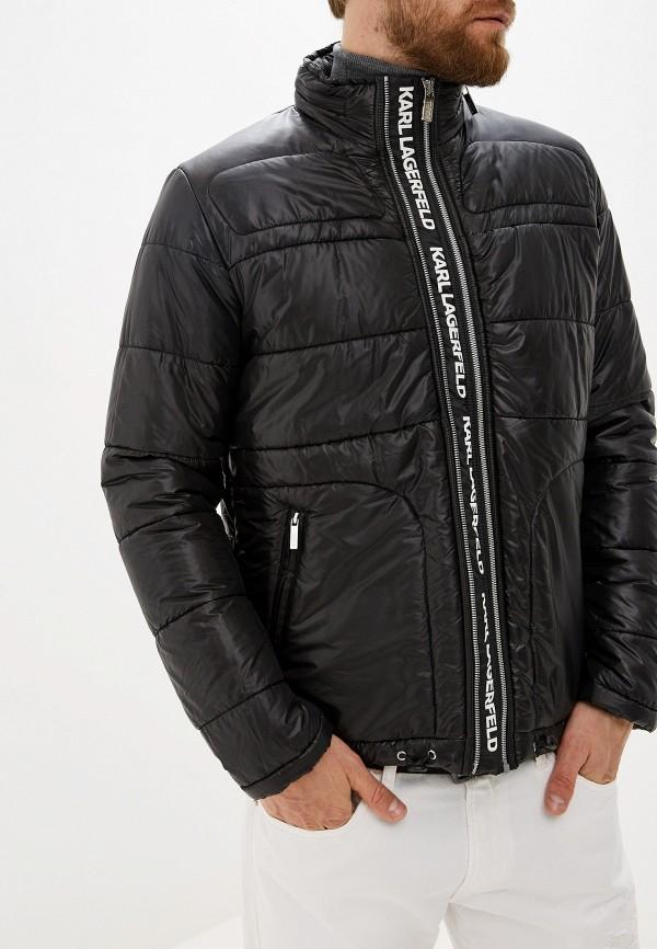 Куртка утепленная Karl Lagerfeld Karl Lagerfeld KA025EMFHNV1