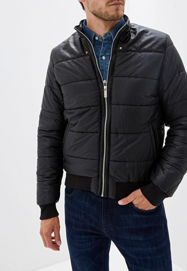 цена Куртка утепленная Karl Lagerfeld Karl Lagerfeld KA025EMFHNV3 онлайн в 2017 году